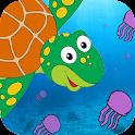 Sea Turtle Splashdown!