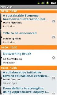 2012 World AI Conference- screenshot thumbnail