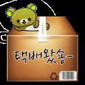 택배왔숑 logo