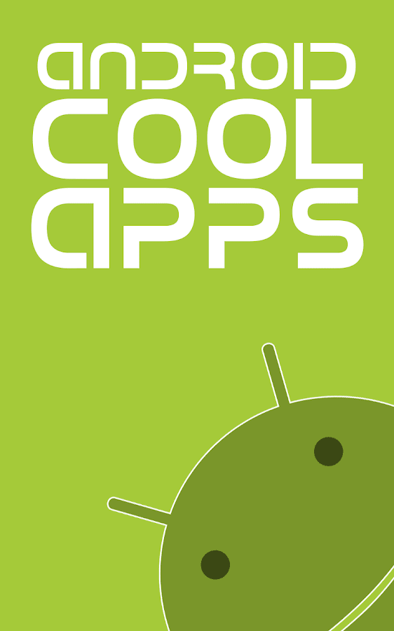 Android Cool Apps - screenshot