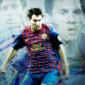 Football Messi Live Wallpaper icon