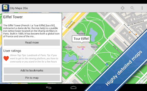 City Maps 2Go Pro Offline Maps - screenshot thumbnail