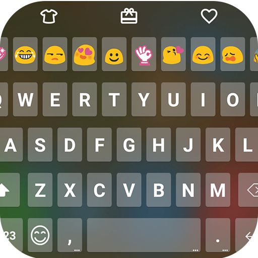 Cute Color Skin Emoji Keyboard