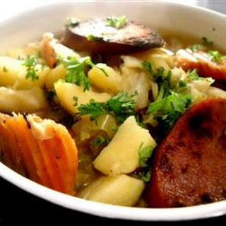 Budget-Friendly Hearty Winter Soup