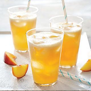 Bourbon-Peach Limeade