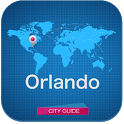 Orlando guide, map & hotels icon