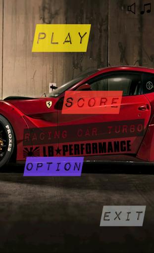 Racing Car Turbo