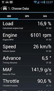 OBD Dashboard- screenshot thumbnail