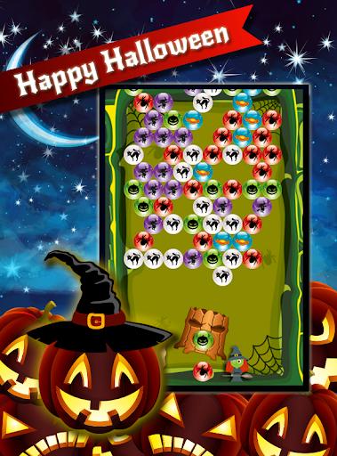 Bubble Shooter Game Halloween