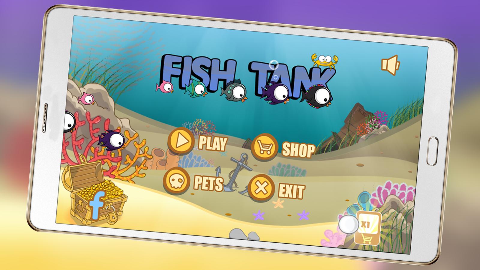 Virtual fish tank aquarium google - Fish Tank Screenshot