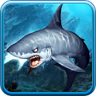 3D Sharks Live Wallpaper icon