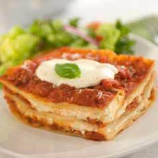 Bertolli Lasagna.