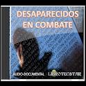 Audio Desaparecidos en Combate logo