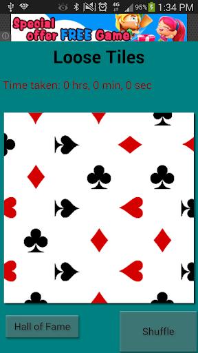 Loose Tiles Puzzle