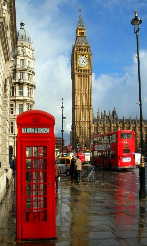 London Live Wallpaper (Free) - screenshot