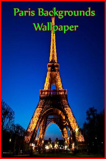 Paris Backgrounds Wallpaper