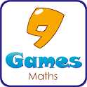 9 Games Maths icon