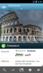 Rome Travel Guide by Triposo - screenshot thumbnail