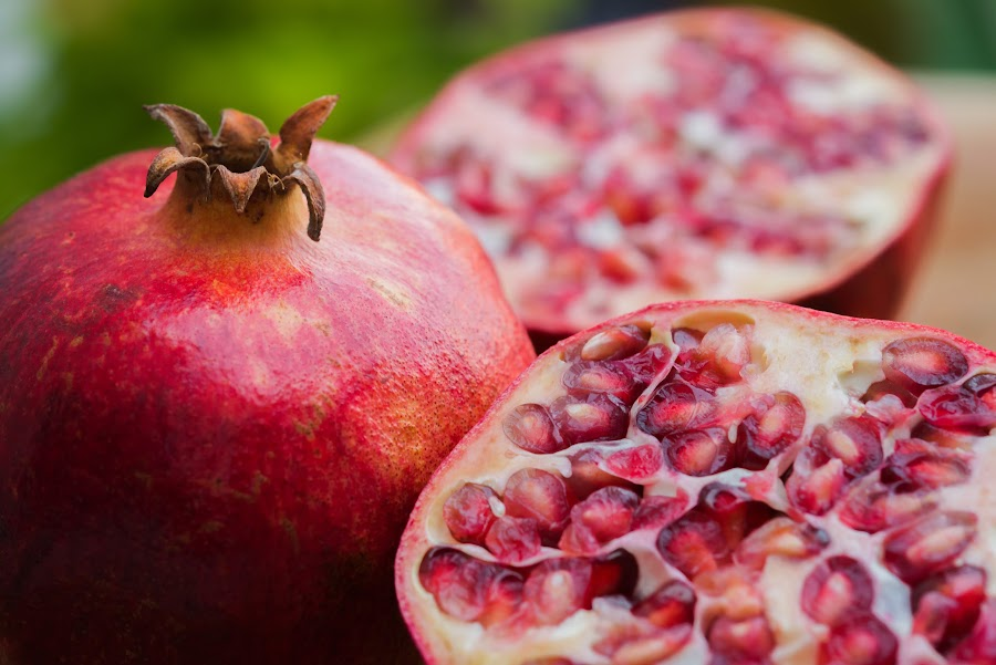 Pomegranates by James Twiddy - Food & Drink Fruits & Vegetables (  )