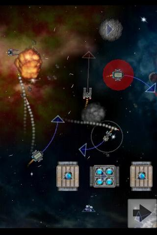 Space Squadron Demo- screenshot