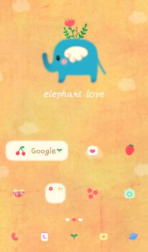 elephant love 도돌런처 테마