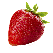 Strawberries keyboard