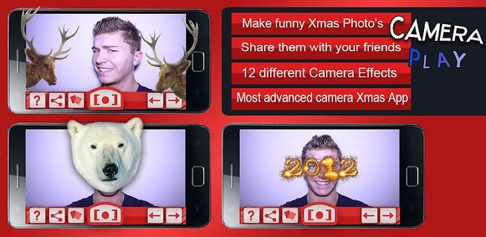 Christmas Camera Fun