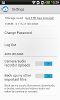 Screenshot of SurDoc – 100GB+ FREE storage