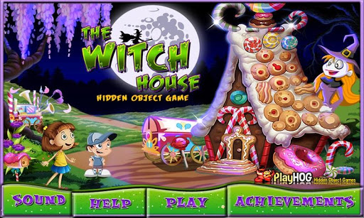 Witch House Free Hidden Object