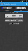 Screenshot of Matriculas Agusaroe