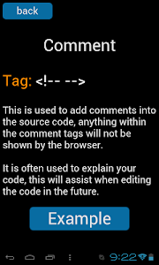 HTML Aide screenshot 8
