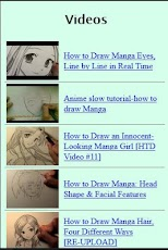 How To Draw Manga Android Productivity