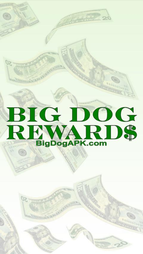Big Dog Rewards - screenshot