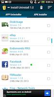 Screenshot of Uninstall It (FREE)