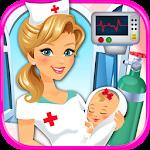 Newborn Baby Maternity Nurse
