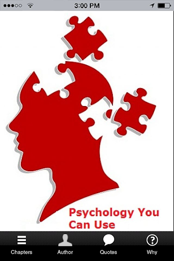 Psychology You Can Use