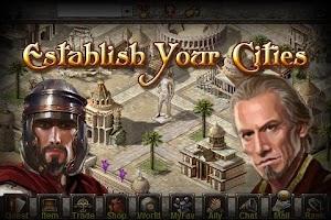 Screenshot of Roman Empire
