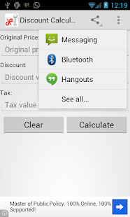 Discount Calculator Lite