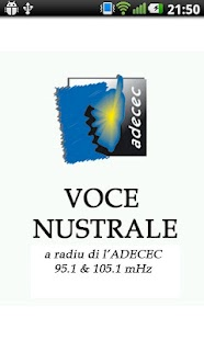 Voce Nustrale- screenshot thumbnail