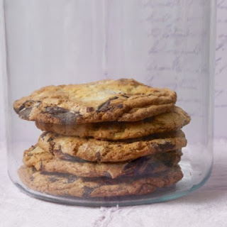 Jacques Torres's Chocolate Chip Cookies.