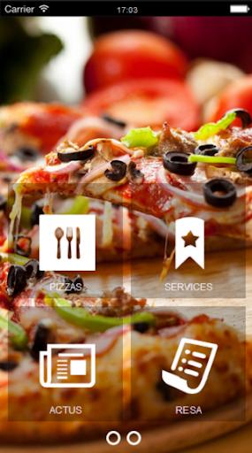 Démo Pizzéria