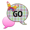 GO SMS THEME/ButterflyPld4U icon