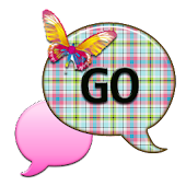 GO SMS THEME/ButterflyPld4U