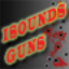 iSounds Guns logo
