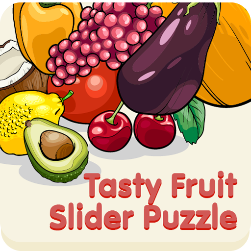Tasty Fruit Slider Puzzle