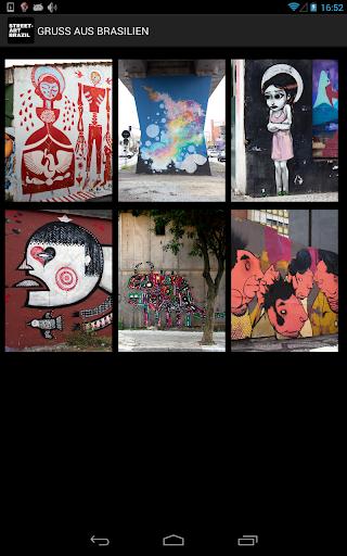 【免費娛樂App】STREET-ART BRAZIL-APP點子