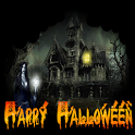 Halloween Mansion  Live Wallpa icon