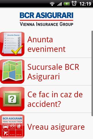 BCR Asigurari VIG- screenshot