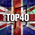 my9 Top 40 : UK music charts icon