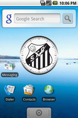 Santos Relógio - screenshot